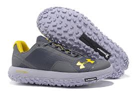 under armour fat tire boots. durable under armour ua fat tire gore-tex grey yellow men\u0027s trail running shoes hiking boots