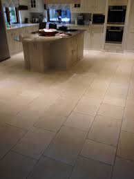 Travertine For Kitchen Floor Travertine Kitchen Floor Cleaning In Ottershaw South Middlesex