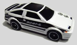 Image - 2013 X1874 Toyota Corolla AE-86 White.jpg | Hot Wheels ...