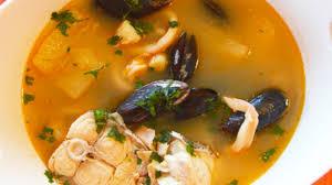 Great Sopa De Pescado Con Mariscos