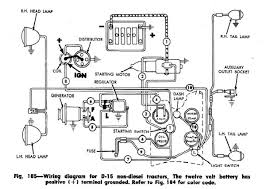 allis chalmers b 12 volt wiring diagram images wiring moreover ca allis chalmers 12 volt conversion also