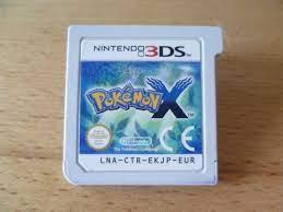 Pokemon X - Nintendo 3DS und 2DS