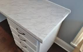 concrete countertops that look like marble