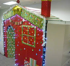 christmas decorating themes for office. Funny Christmas Cubicle Decorating Ideas Captivating 20 Office Decorations Design Interior Decor Minimalist Themes For