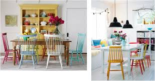 funky dining room furniture. Upcycling Dining Room Chairs Just Quietly Funky Furniture P