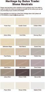 Homebase Paint Chart Problem Solving Dulux Trade Colour Chart Dulux Exterior Wood