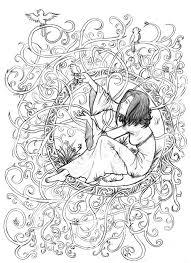 art coloring books art nouveau coloring pages coloring pages pictures imagixs