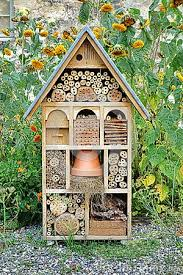 Small Picture Bee Safe Pollinator Garden BeeHabitatcom