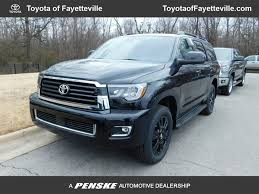 2018 New Toyota Sequoia TRD Sport 4WD at Fayetteville Autopark ...