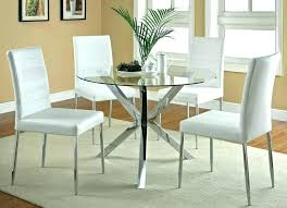 small glass kitchen table small round dining table and chairs gorgeous glass kitchen table with chair