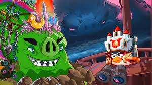 Max Boss Lv KRAKEN COLOSSUS - Angry Birds Epic - YouTube