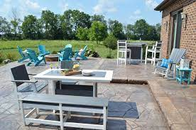 how to secure outdoor furniture in high