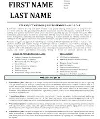 Construction Foreman Resume Examples Electrical Foreman Resume
