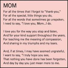Beautiful Quotes For Mom On Her Birthday Best Of I Love This Quote I'm Thinking About Writing Something Specail Like