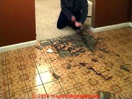 asbestos floor tile removal asbestos floor tiles composite tile improper removal of an asbestos floor tile