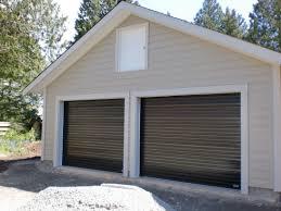 Metal Roll Up Garage Doors Frightening Door Photo Ideas ...