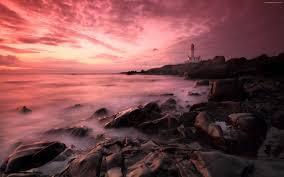 Pink Beach Wallpaper Pc - Get free ...