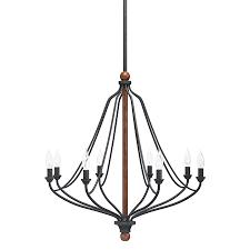 kichler kimberwick 26 inch wide 6 light chandelier capitol chandelier kichler chandeliers