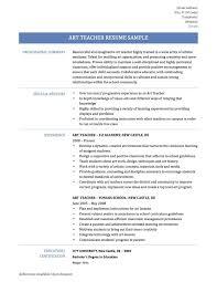 Sample Art Teacher Cover Letter Awesome Visual Arts Teacher Cover Letter Koolgadgetz