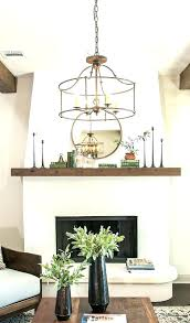 5 light candle style farmhouse chandelier lighting farmhouse style