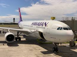 Review Hawaiian Airlines A330 200 First Class Los Angeles