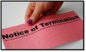 How To Write A Termination Letter? - Eage Tutor