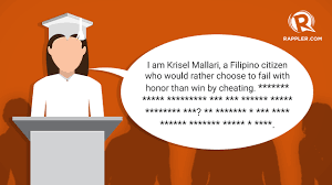 High School Graduation Quotes Custom GirlInterrupted Should Graduation Speeches Be Censored