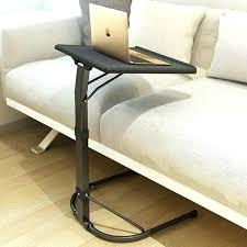 computer table for couch sofa laptop desk home office commercial furniture and bed easy slide under