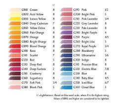 Derwent Coloursoft Color Chart Derwent Coloursoft Pencils Chart 1 In 2019 Color Pencil