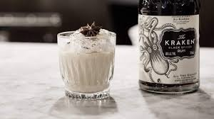 The kraken has become one of those rare alcohol brands that launched with a concept story and packaging design that was more the focus, than the alcohol itself. Four Spiced Rum Cocktail Recipes To Get You Through Winter Concrete Playground Concrete Playground Perth
