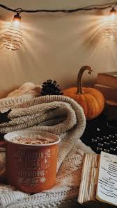 Cozy Fall Aesthetic Wallpaper