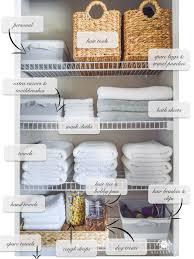 Bathroom Closet Organization Ideas Fascinating Organized Bathroom Linen Closet Anyone Can Have Kelley Nan Elfa