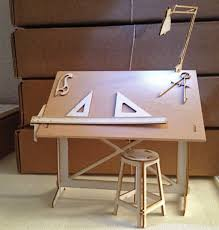 ... Marvellous Ikea Drawing Table Drafting Table Michaels Oblique Design  Desk With Rectangle Desk Rulers ...