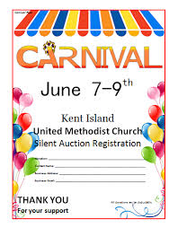 Word Template Flyers Carnival Flyer Template Microsoft Word Templates