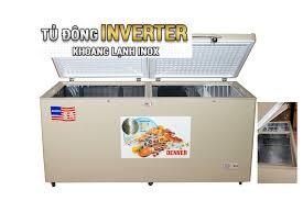 TỦ ĐÔNG 1 CHẾ ĐỘ INVERTER Lòng tủ inox... - Tủ đông denver giá tốt.51
