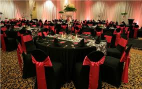 Image of: Black Tablecloth Linens