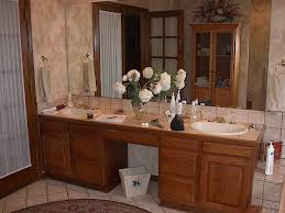 Bathroom Ideas Master Remodel Bathroom With Double Sink Bathroom - Bathroom cabinet remodel
