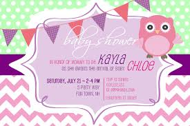 baby shower invitations for girls templates baby shower invitations for girls templates