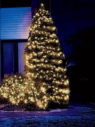 String Light Outdoor Christmas Tree Pin On Products