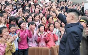 Картинки по запросу ким чен ын и народ