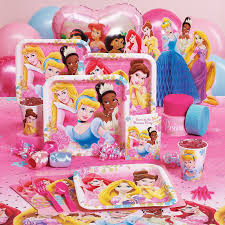Small Picture Interior Design View Princess Themed Birthday Party Decorations
