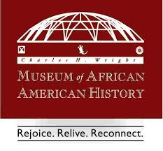 Image result for Logo of Charles H. Wright museum