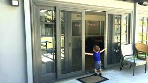 pella sliding door adjustment sliding door repair sliding door repair door repair amazing sliding door screen