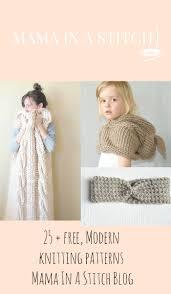 Modern Knitting Patterns Simple Design Ideas