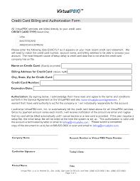 Billing Form Template Free Credit Card Billing Form Templates At Allbusinesstemplates Com