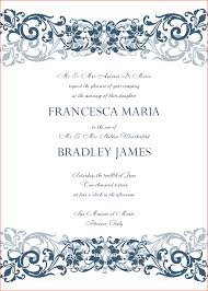 Wedding Template Microsoft Word 8 Microsoft Word Wedding Invitation Templates
