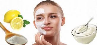 Güneş lekeleri için yoğurt karbonat limon maskesi – Fikiralışverişi