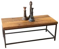 reclaimed timber coffee table rustic tables by what we make