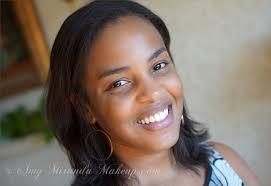 Eyes of african american teens