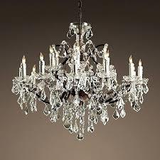 rustic crystal chandelier vintage rustic crystal chandelier lighting candle chandeliers pendant lamp hanging light for dining